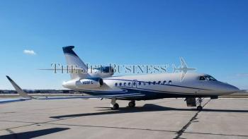 2005 DASSAULT FALCON 900EX EASy for sale - AircraftDealer.com