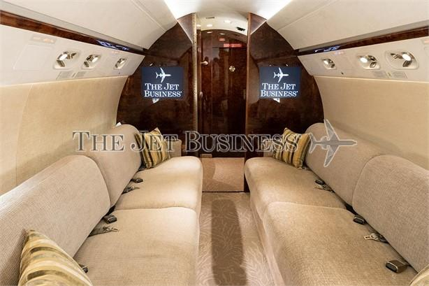 2008 GULFSTREAM G550 Photo 4
