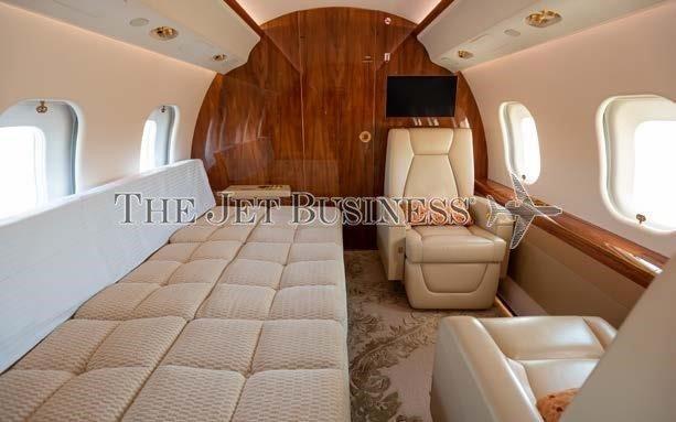 2012 BOMBARDIER GLOBAL 6000 Photo 6