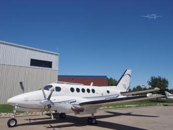 1980 BEECHCRAFT KING AIR B100 for sale - AircraftDealer.com