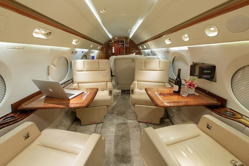 1997 Gulfstream G-V Photo 3