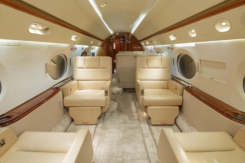1997 Gulfstream G-V Photo 4