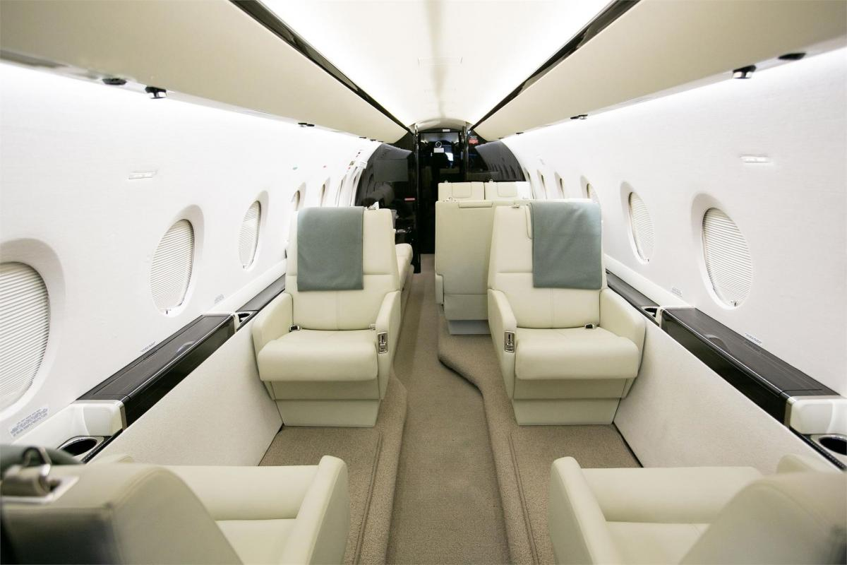 2015 Gulfstream G280 Photo 3
