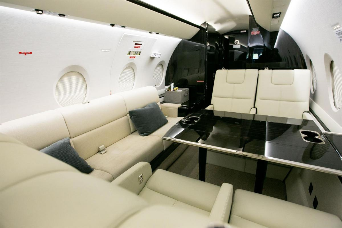 2015 Gulfstream G280 Photo 4