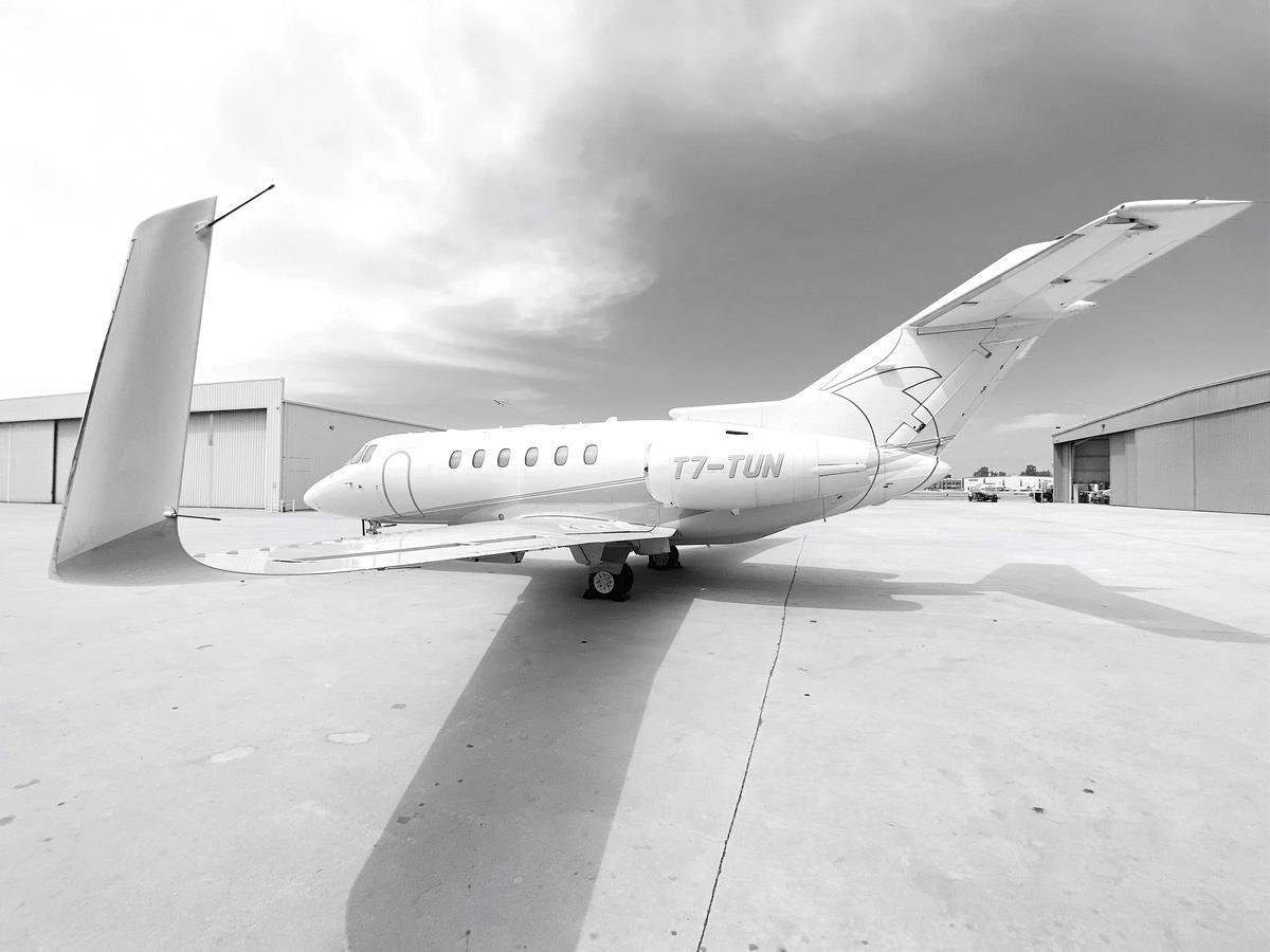2008 HAWKER 850XP  Photo 3
