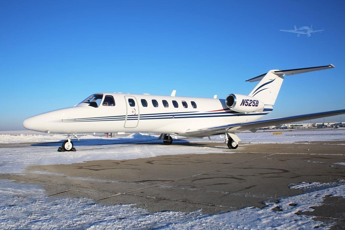 2004 CESSNA CITATION CJ3 Photo 2
