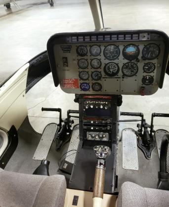 1984 Bell 206B3 Jet Ranger - Photo 4