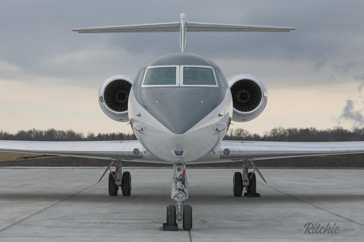 2004 Gulfstream G550 Photo 4
