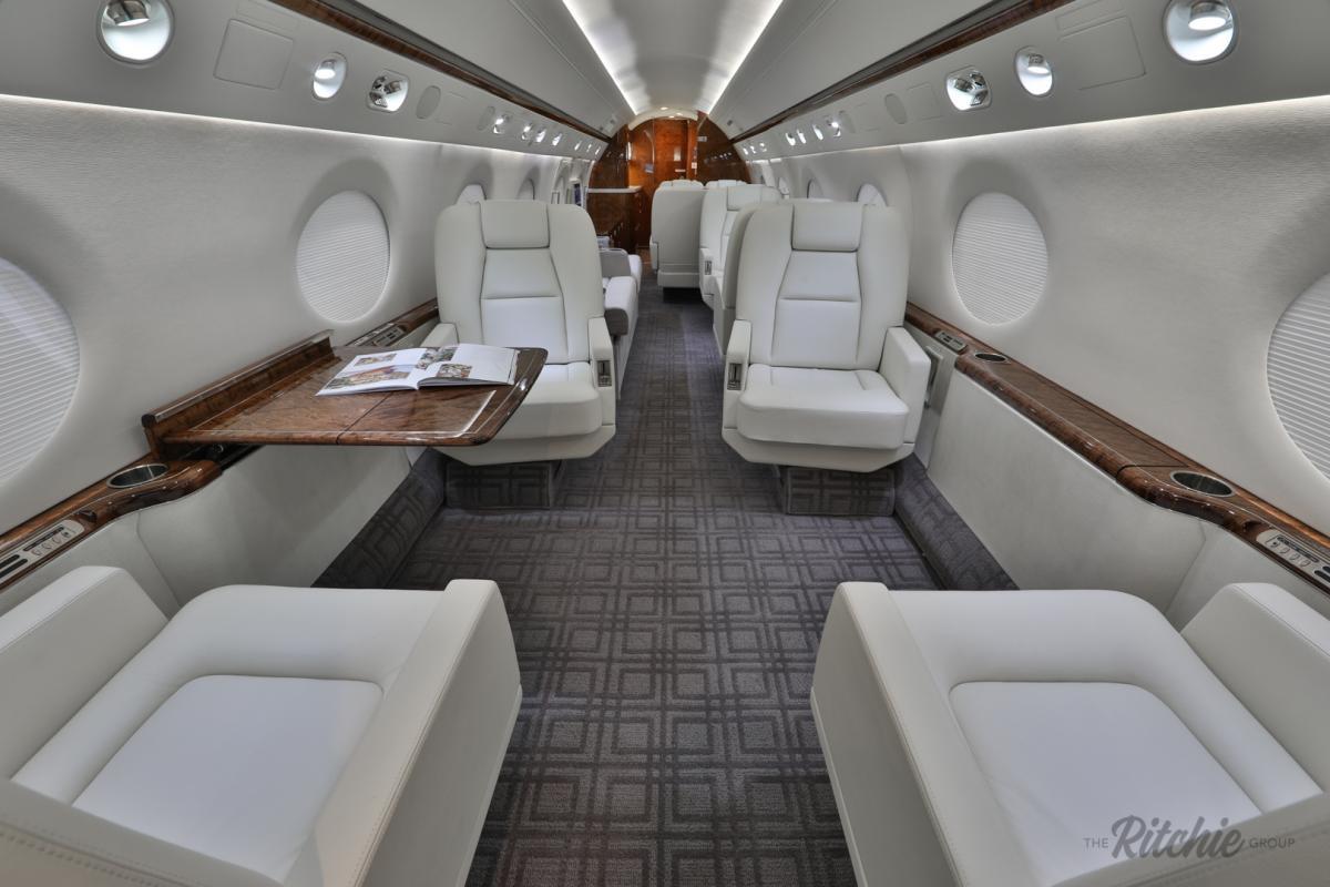 2004 Gulfstream G550 Photo 5