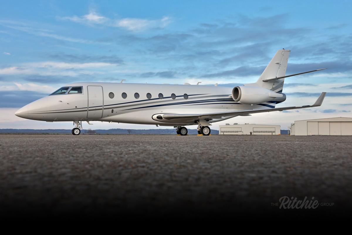 2008 Gulfstream G200 Photo 2