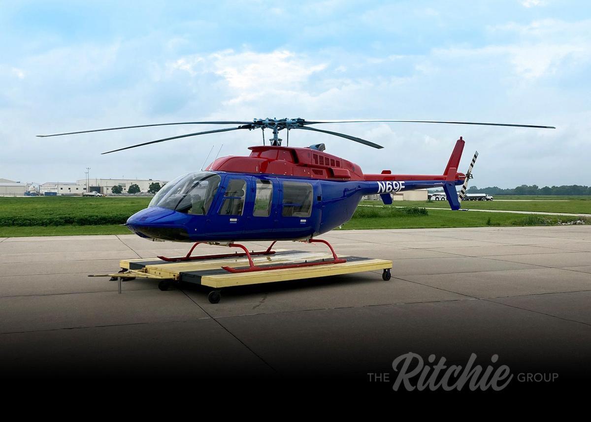 1996 Bell 407 Photo 2