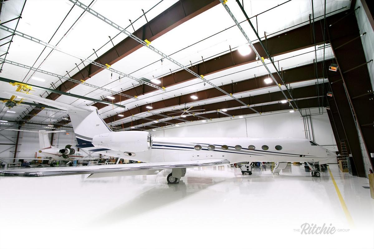 2012 Gulfstream G550 Photo 3