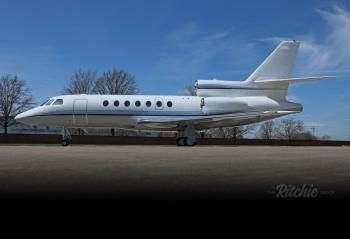 2002 Dassault Falcon 50EX for sale - AircraftDealer.com