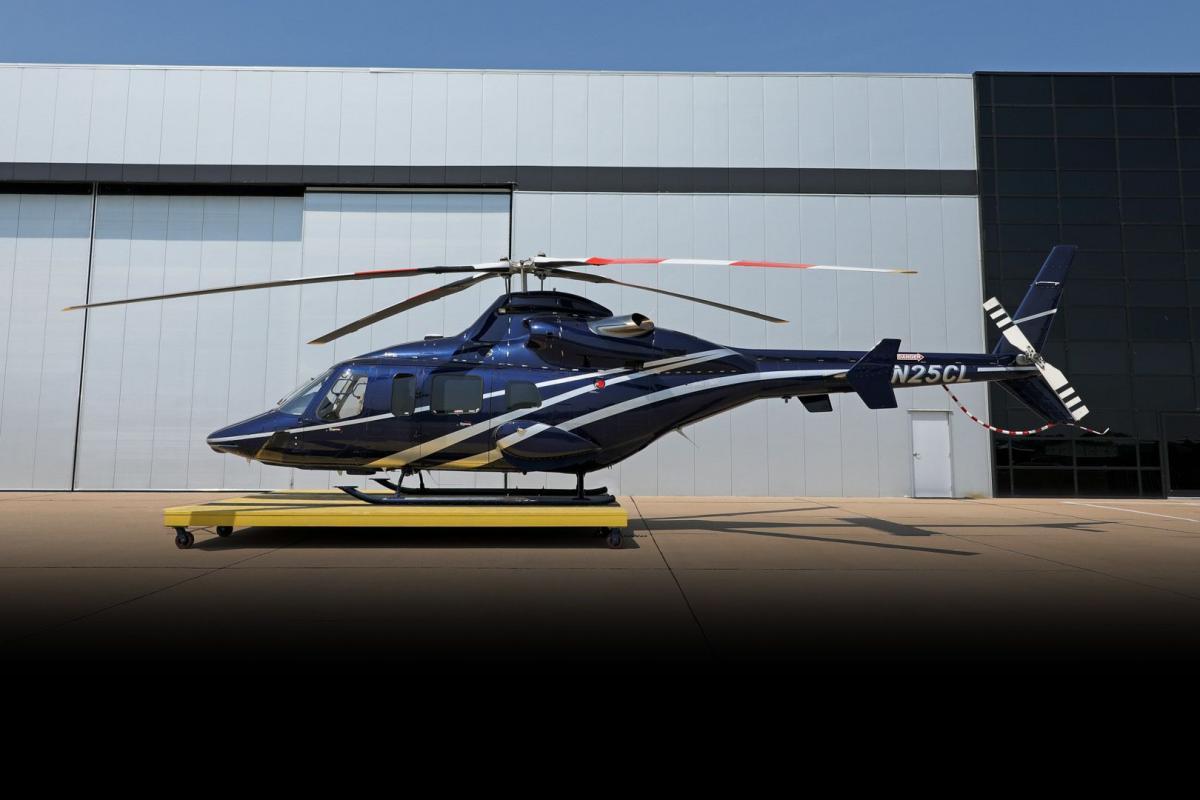 1996 Bell 430 Photo 4