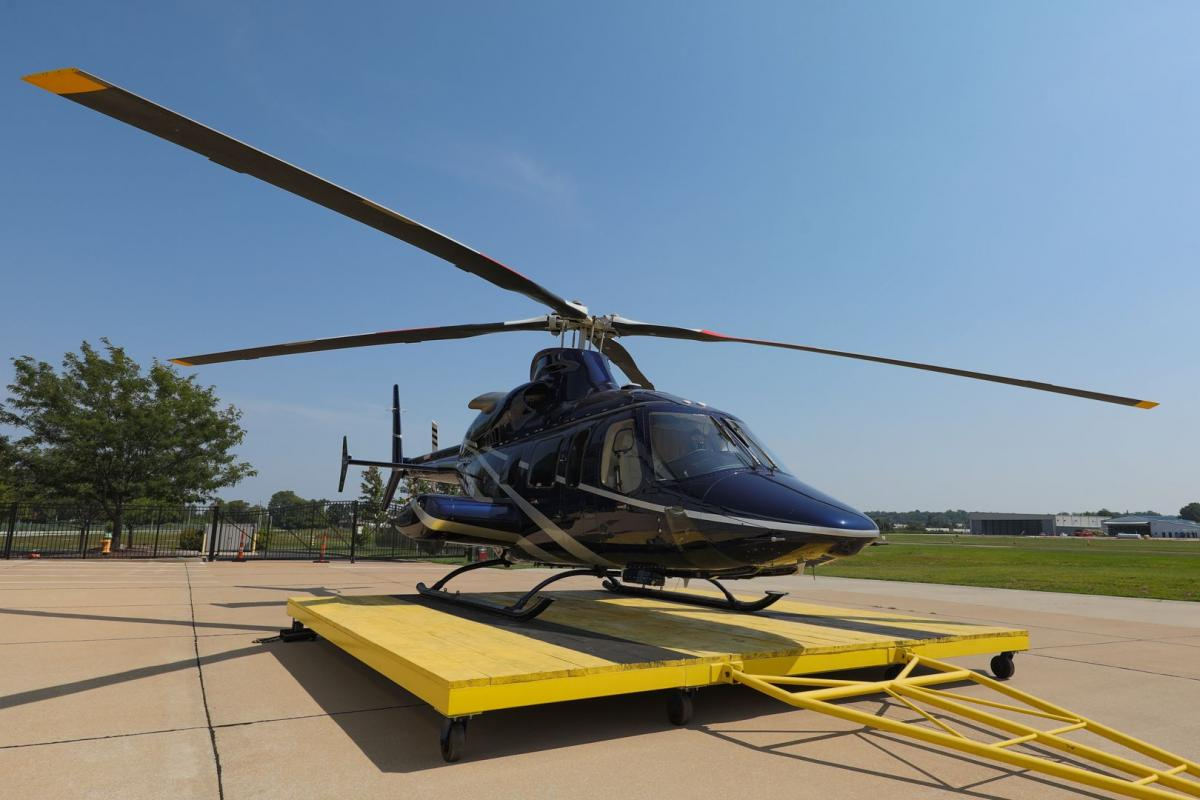 1996 Bell 430 Photo 7