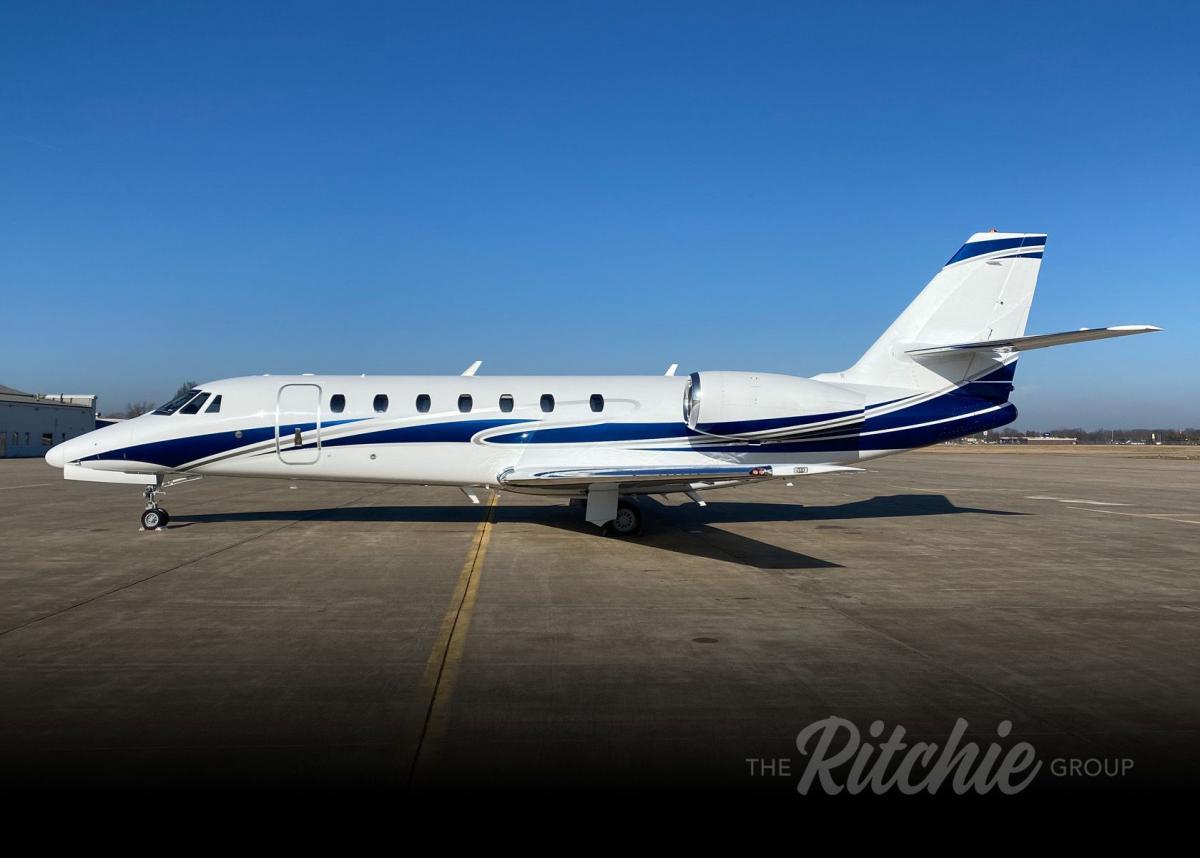 2005 Cessna Citation Sovereign Photo 4
