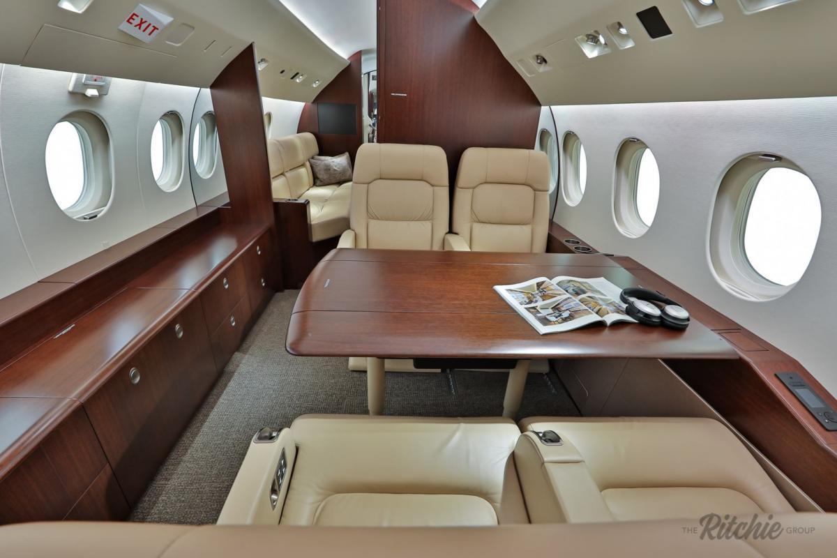 2010 Dassault Falcon 900LX Photo 3