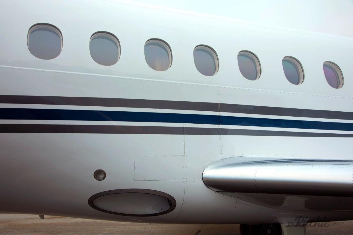 2010 Dassault Falcon 900LX Photo 6
