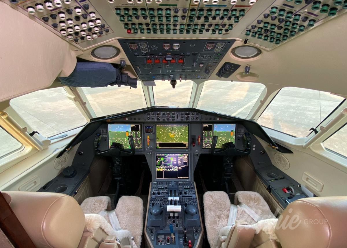 2008 Dassault Falcon 2000LX Photo 3