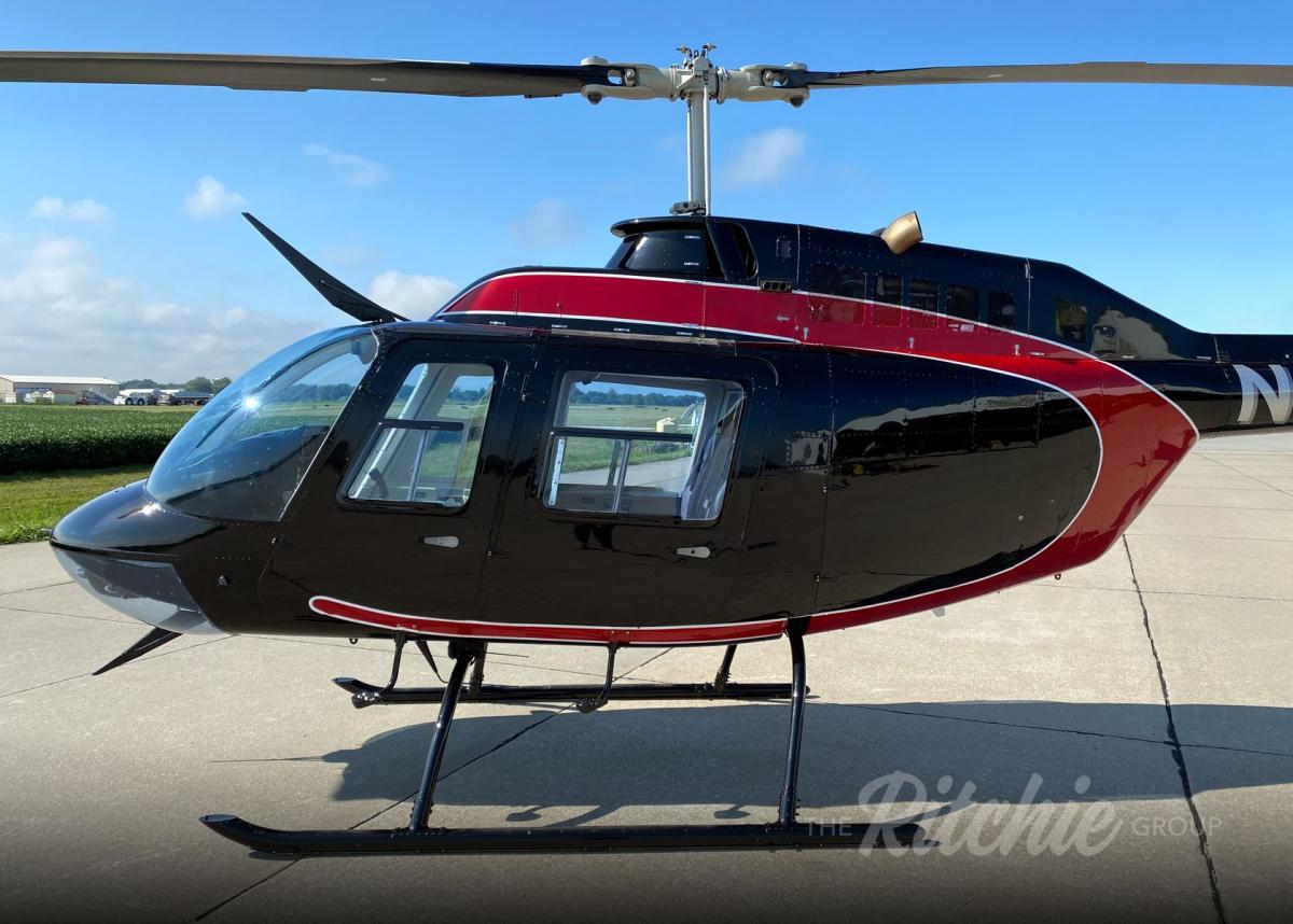 1988 Bell 206B-3 Jetranger Photo 5