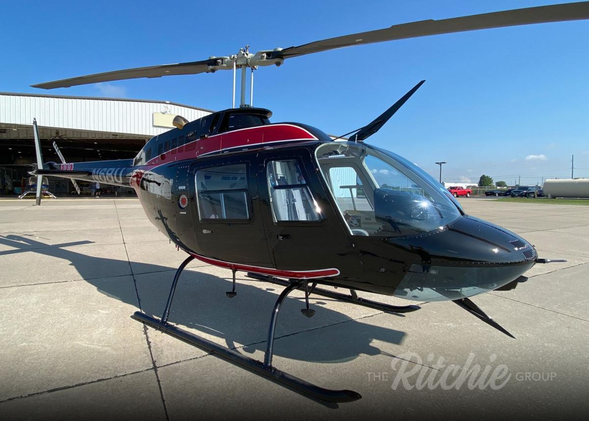 1988 Bell 206B-3 Jetranger Photo 6