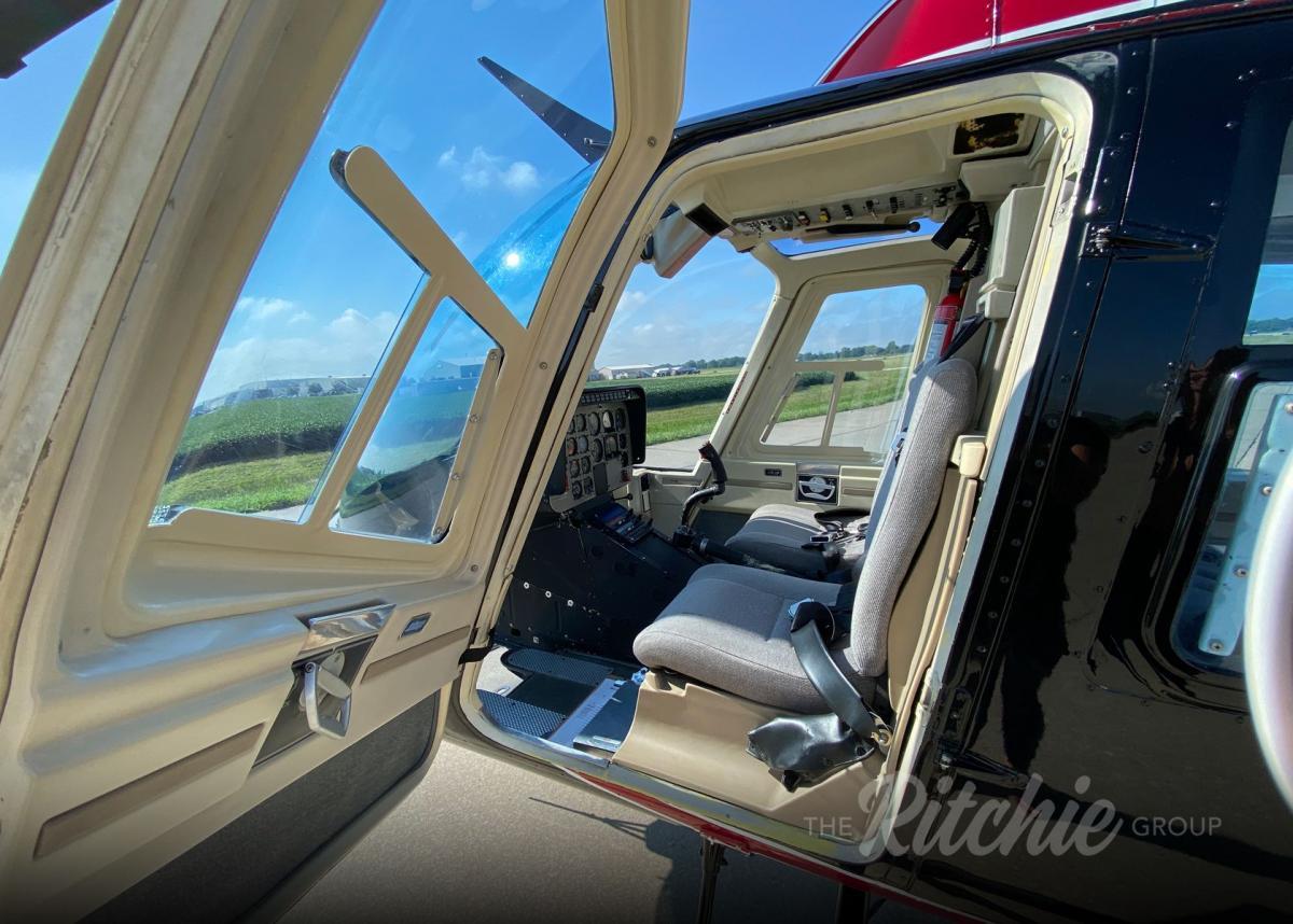1988 Bell 206B-3 Jetranger Photo 7