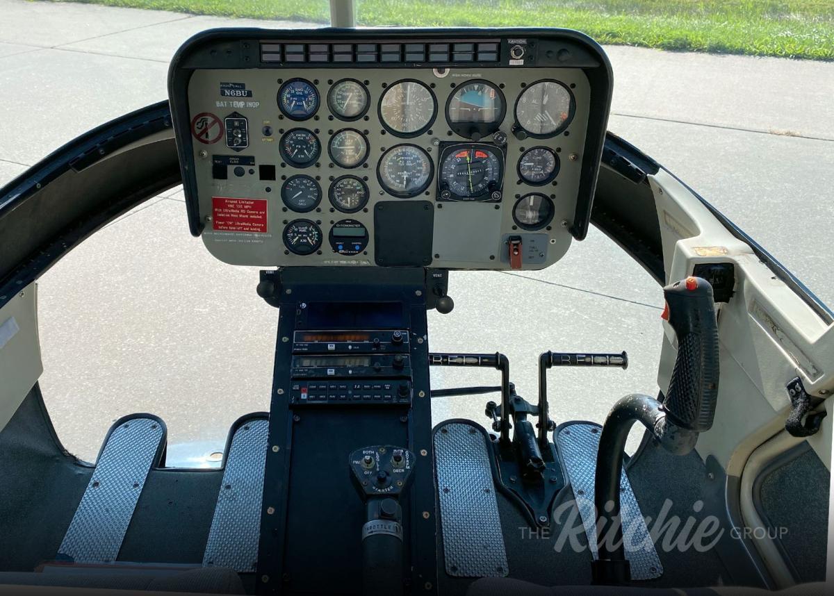 1988 Bell 206B-3 Jetranger Photo 3