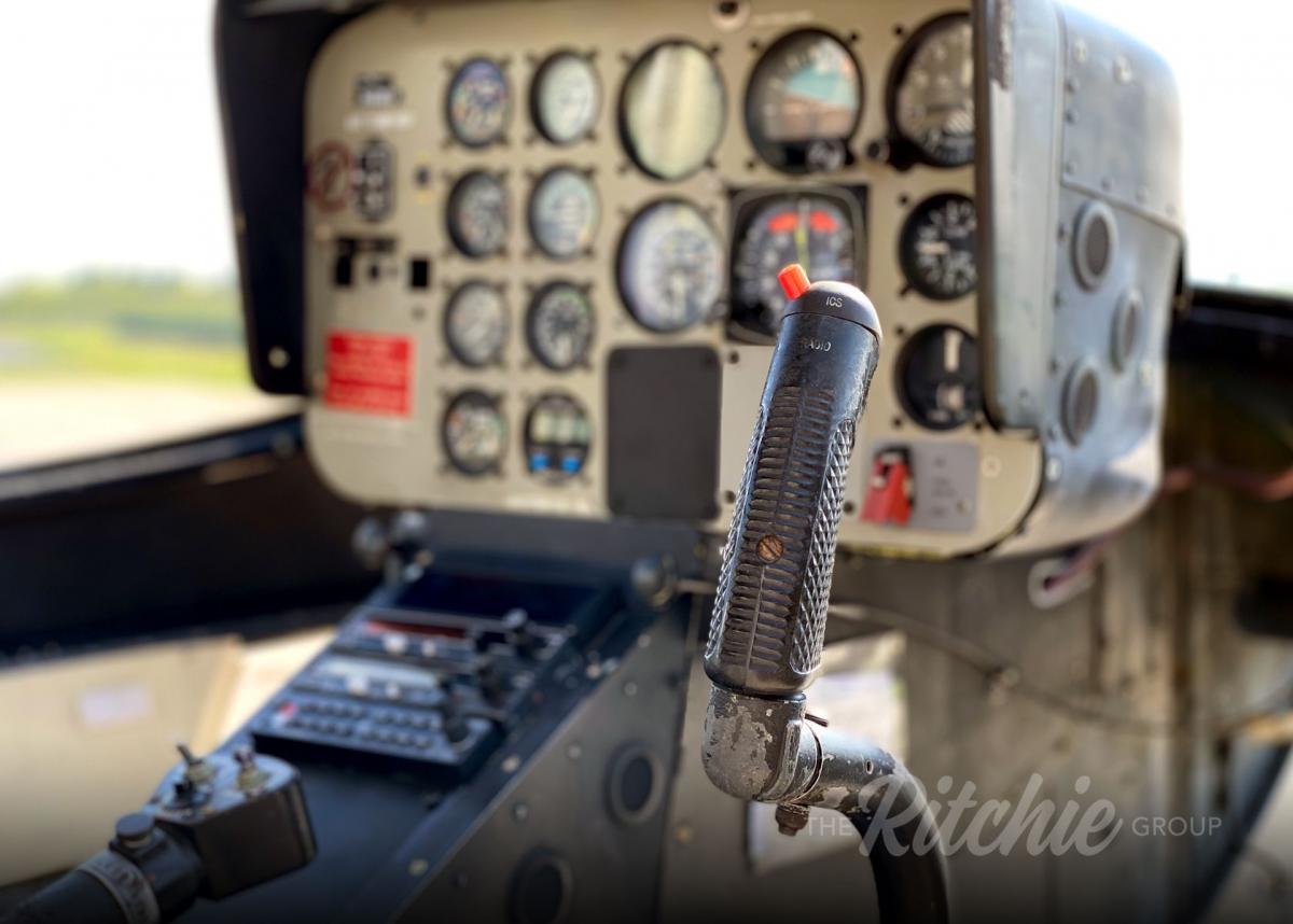 1988 Bell 206B-3 Jetranger Photo 4