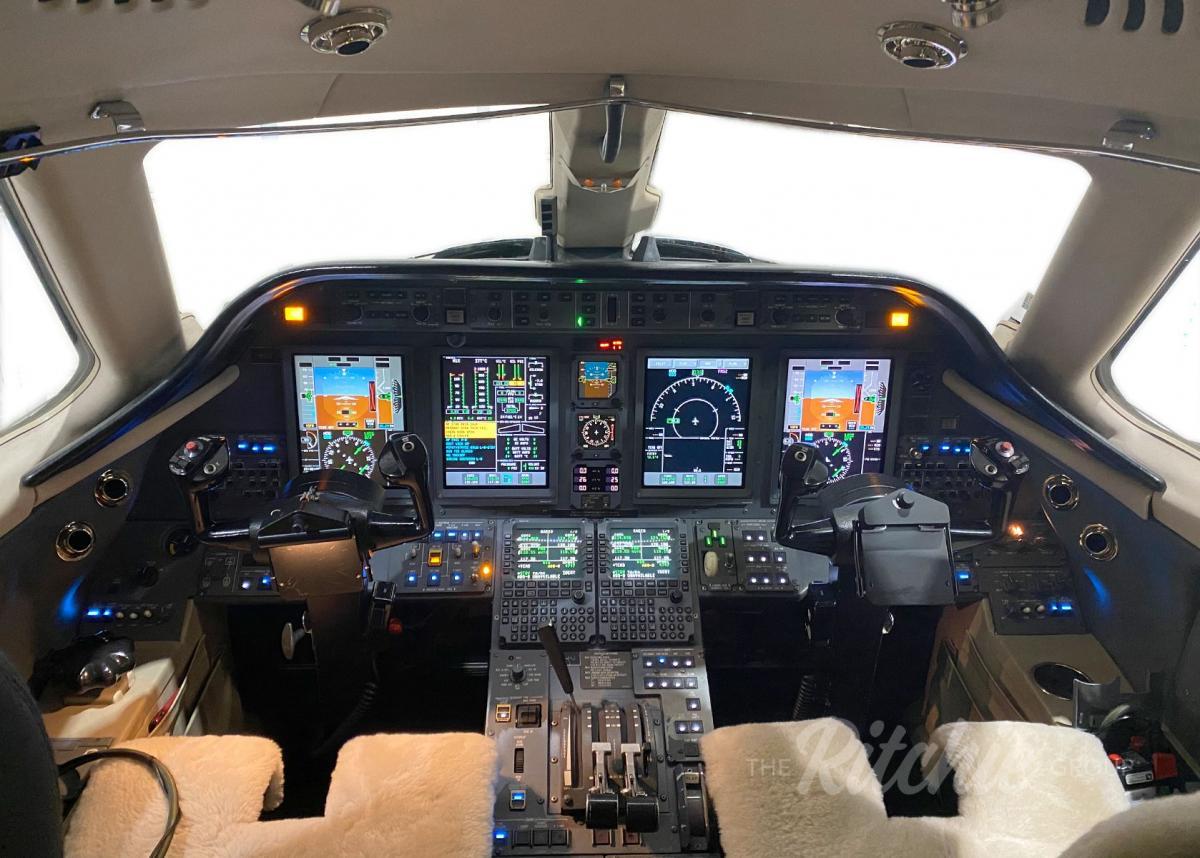 2005 Cessna Citation 680 Sovereign Photo 4