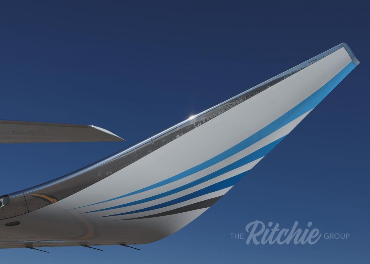 2013 Gulfstream G650 Photo 4