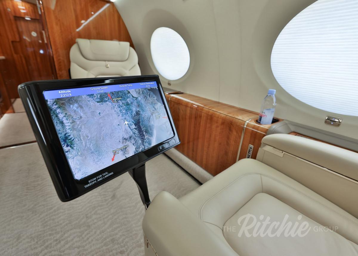 2013 Gulfstream G650 Photo 3