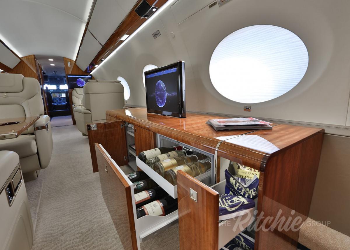 2013 Gulfstream G650 Photo 5