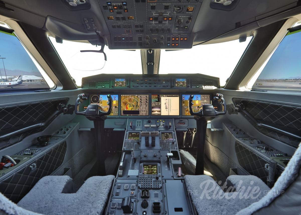 2013 Gulfstream G650 Photo 6