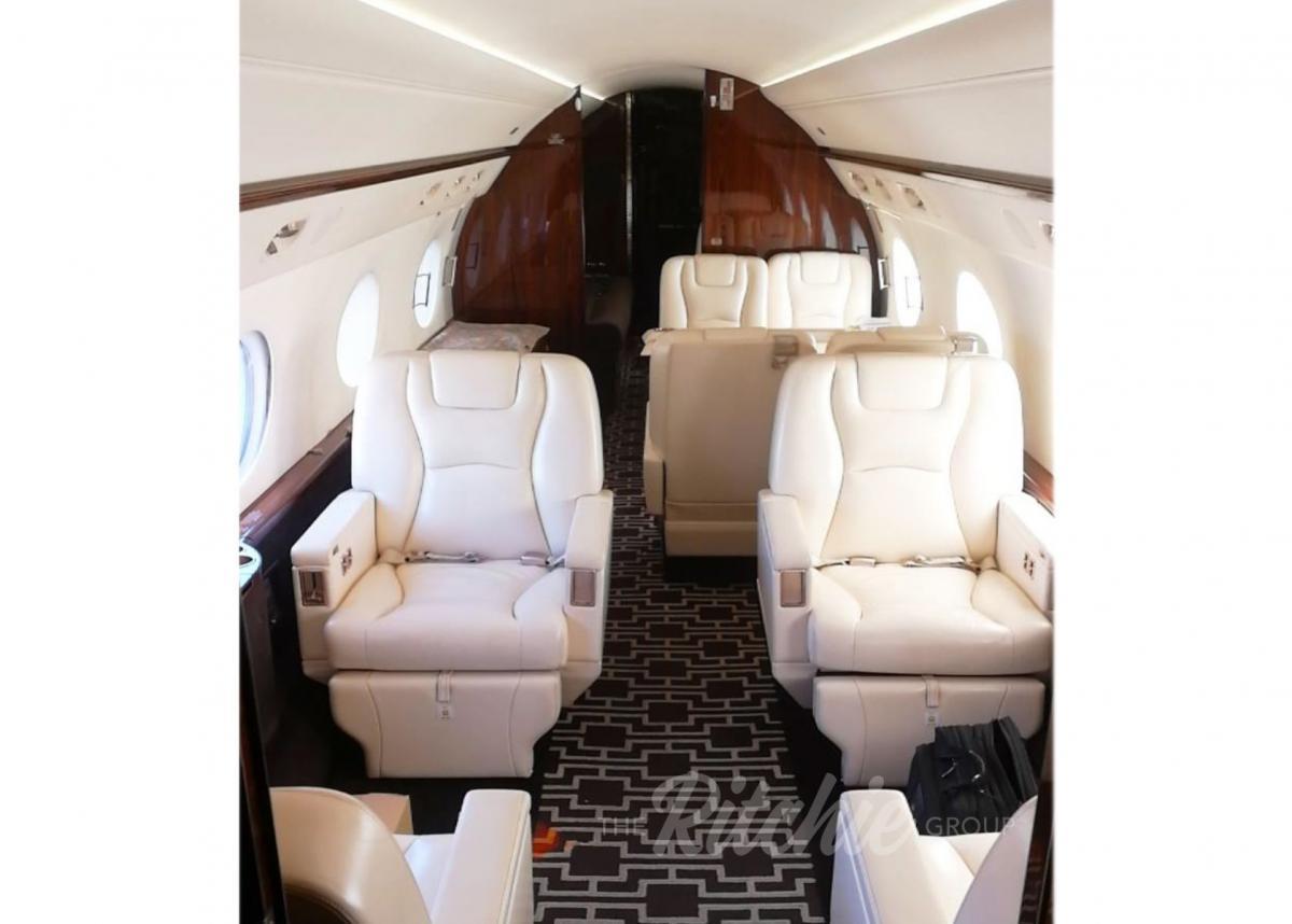 2013 Gulfstream G550 Photo 4