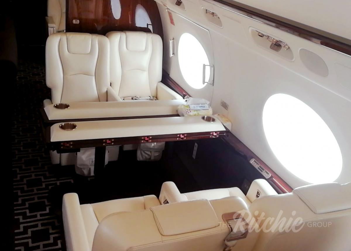 2013 Gulfstream G550 Photo 5
