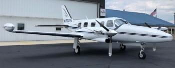 1984 PIPER CHEYENNE II XL for sale - AircraftDealer.com