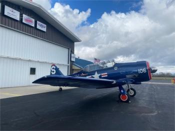 1957 NORTH AMERICAN AT-6F for sale - AircraftDealer.com