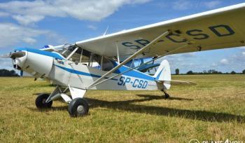PIPER SUPER CUB PA18  for sale - AircraftDealer.com