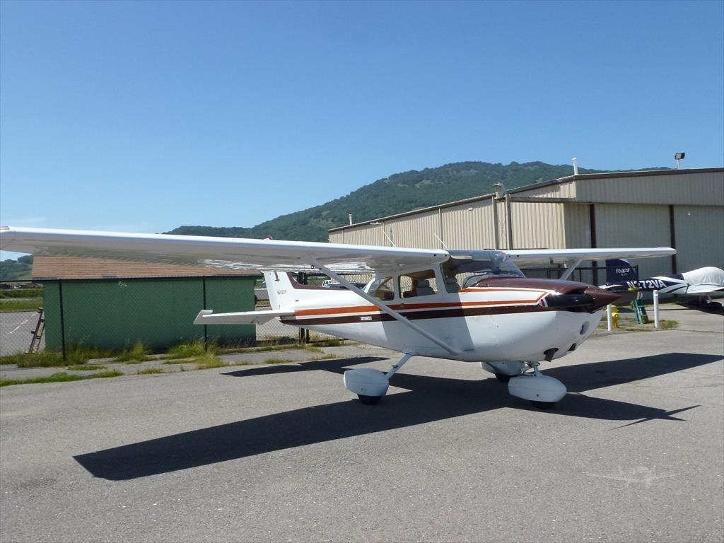1981 CESSNA 172P SKYHAWK  - Photo 1
