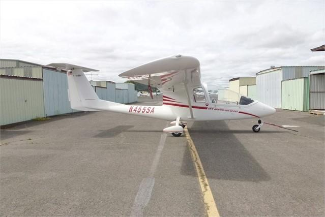 2007 SKY ARROW 600 SPORT Photo 2