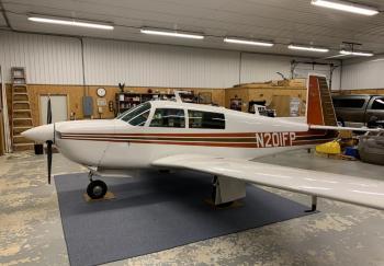 1977 MOONEY M20J 201 for sale - AircraftDealer.com