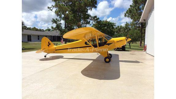 2016 PIPER PA-11 CUB SPECIAL (CLONE) CLIP WING  - Photo 1