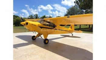 2016 PIPER PA-11 CUB SPECIAL (CLONE) CLIP WING  for sale - AircraftDealer.com