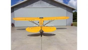2016 PIPER PA-11 CUB SPECIAL (CLONE) CLIP WING  - Photo 3