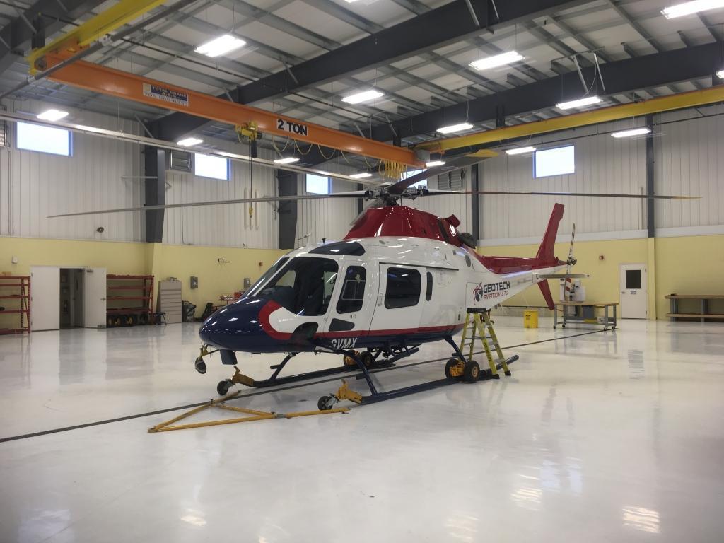 2011 Agusta Westland 119KE  Photo 2