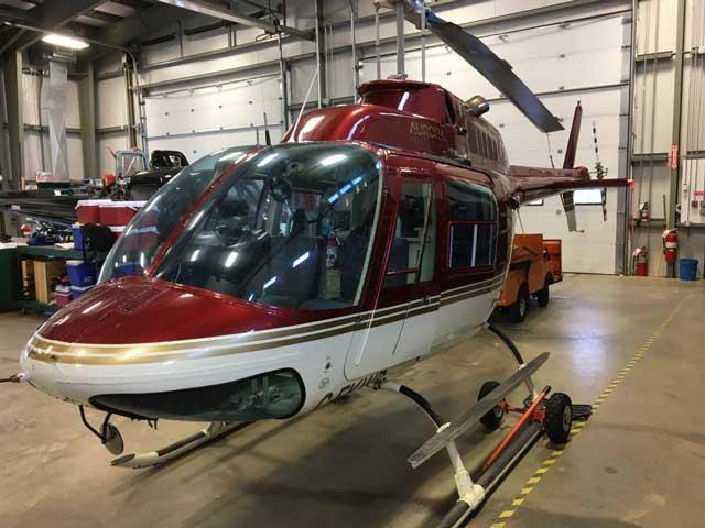 1973 Bell 206B Jetranger - Photo 1