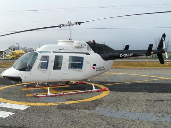 1977 Bell 206L - Photo 1
