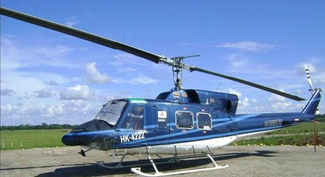 1976 Bell 212 - Photo 1