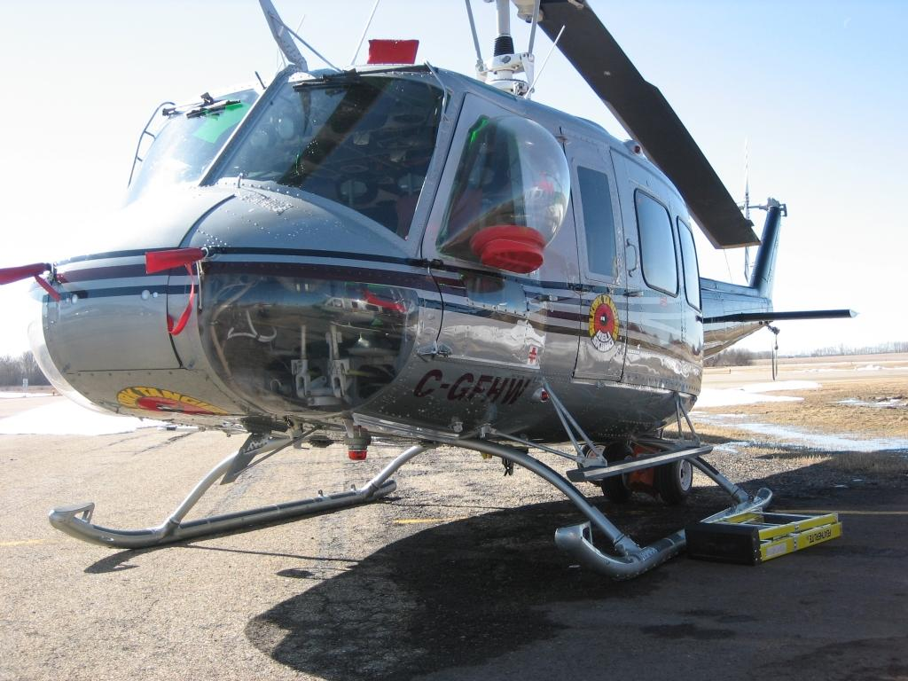 1968 Bell 205A-1++ Photo 2