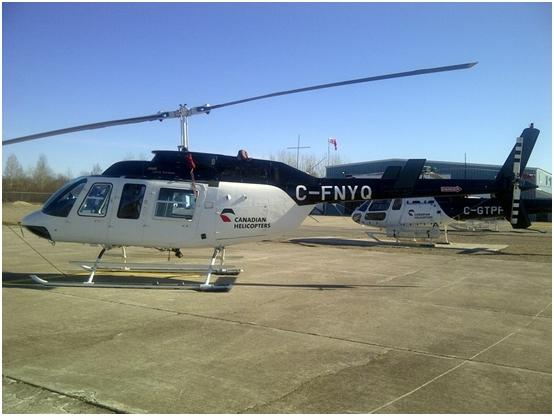 1976 Bell 206 LongRanger Photo 2